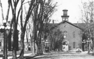 image of old courthouse